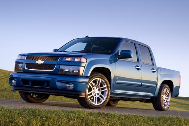 5. Chevrolet Colorado.