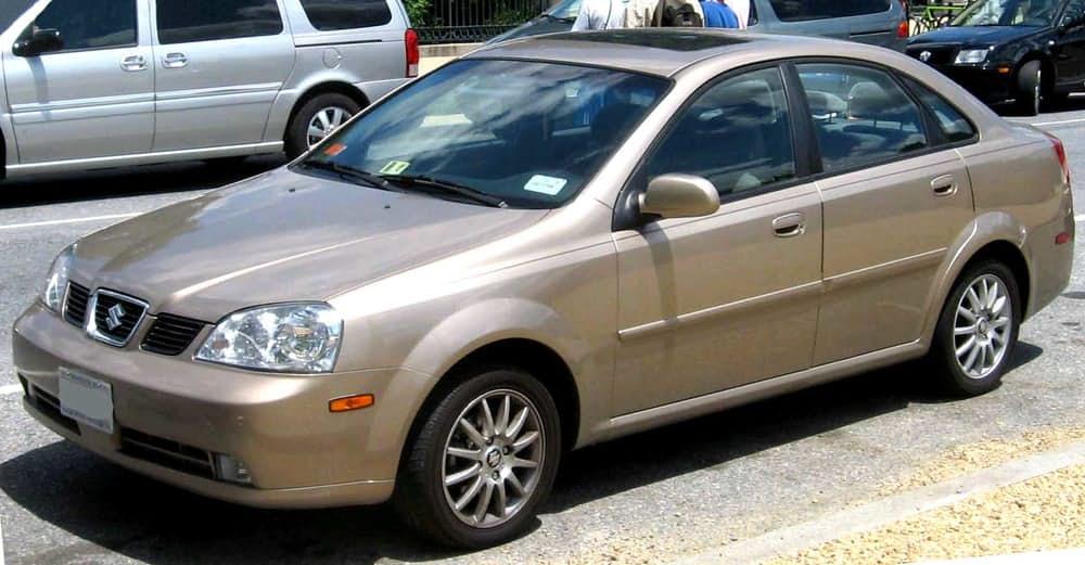 9. Suzuki Forenza.
