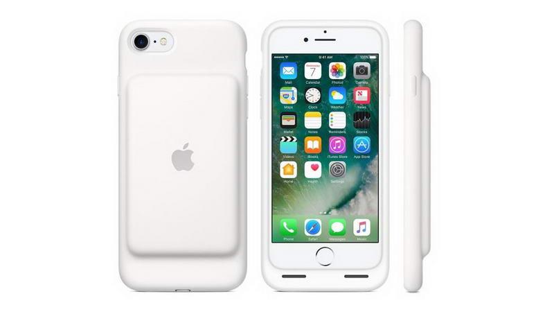 2. Чехол-аккумулятор Apple.