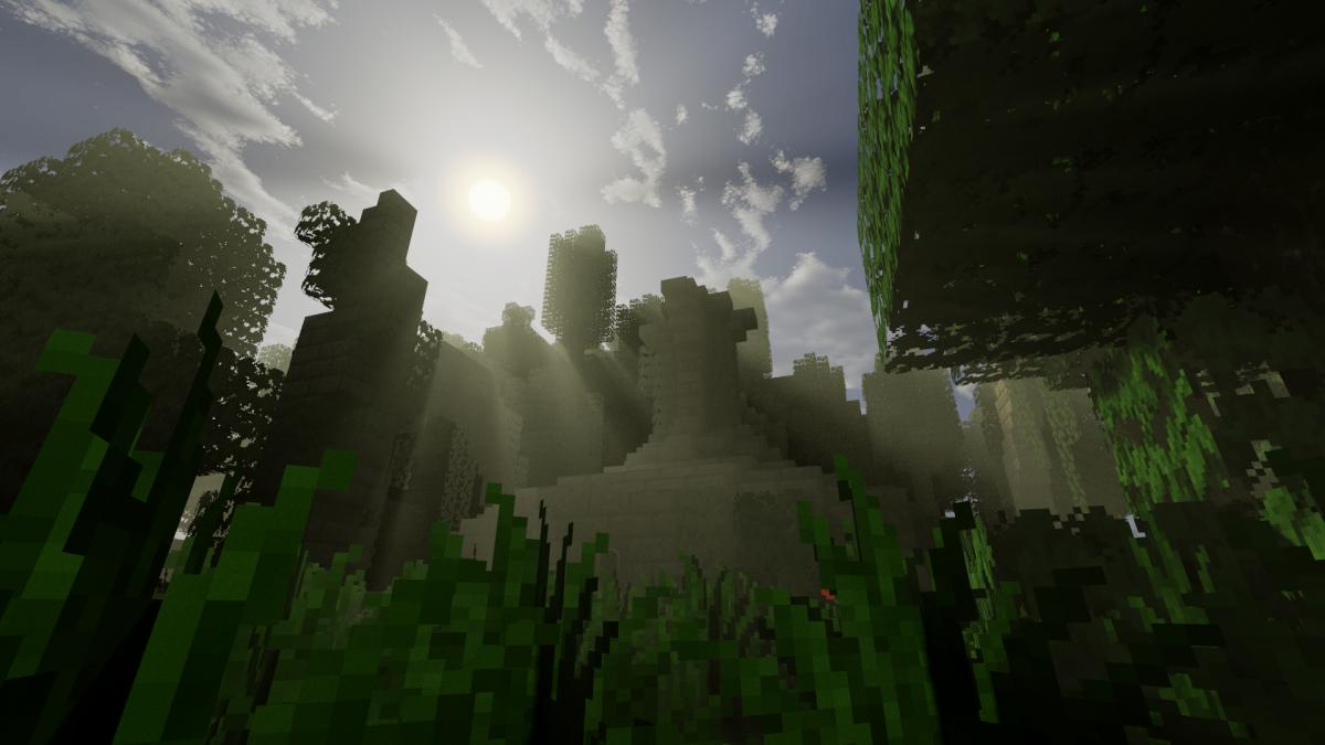 10. И даже великолепные солнечные лучи, озаряющие земли.