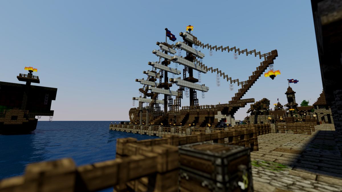 11. Массивные корабли не являются функциональными, но они великолепны.