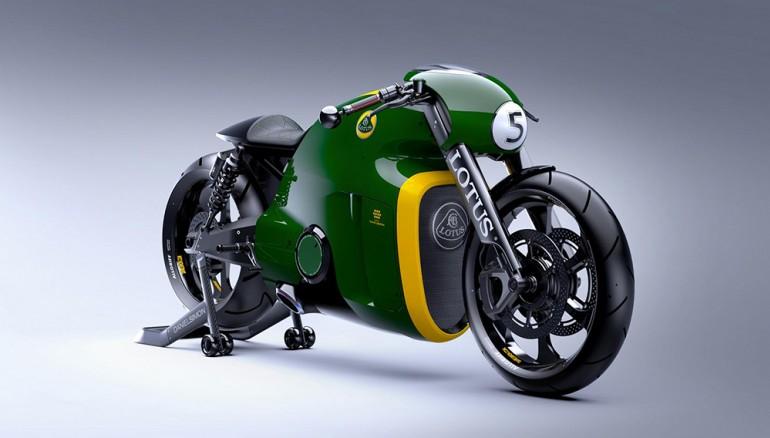 1. Lotus C-01.