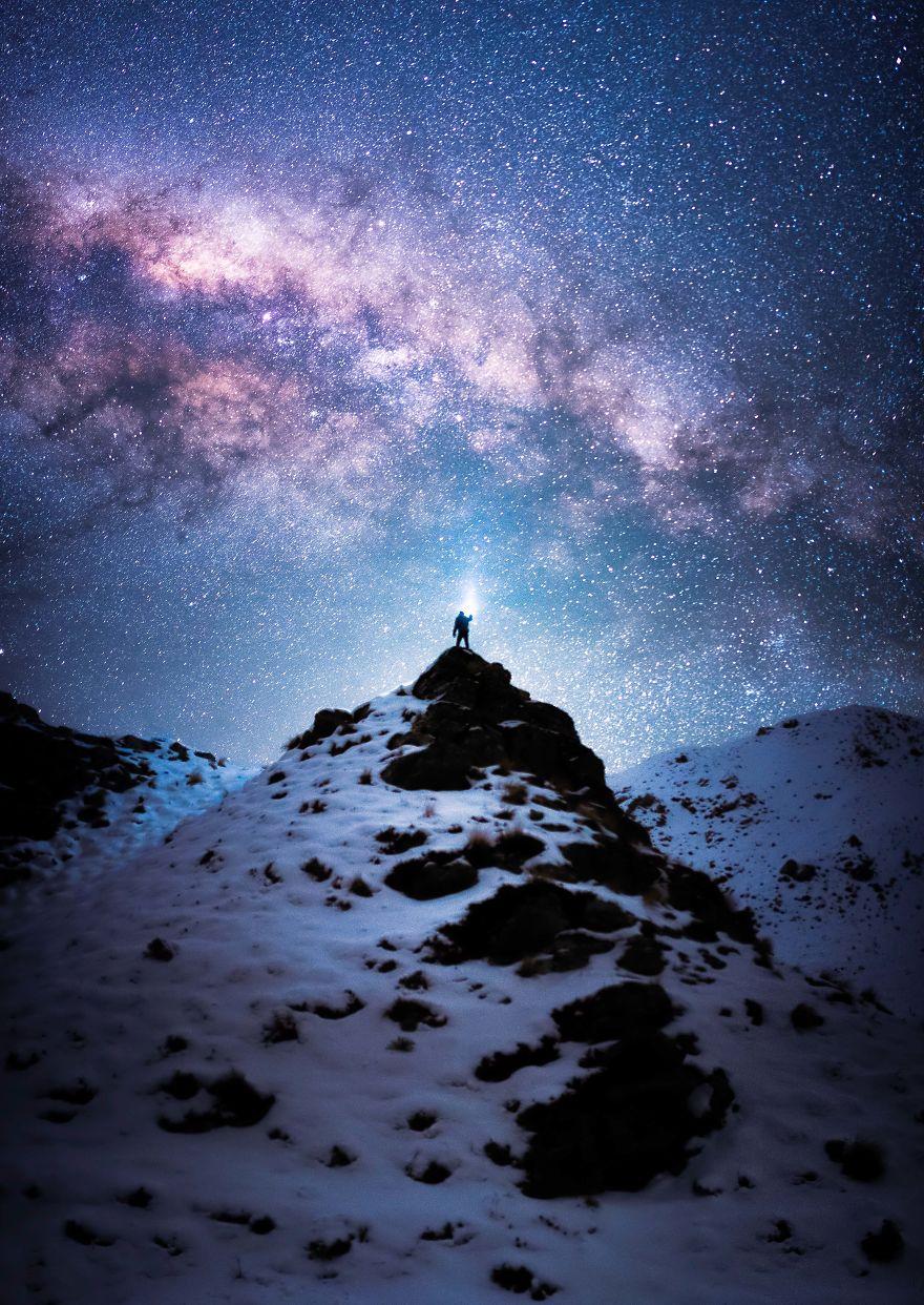 4. На вершине мира.