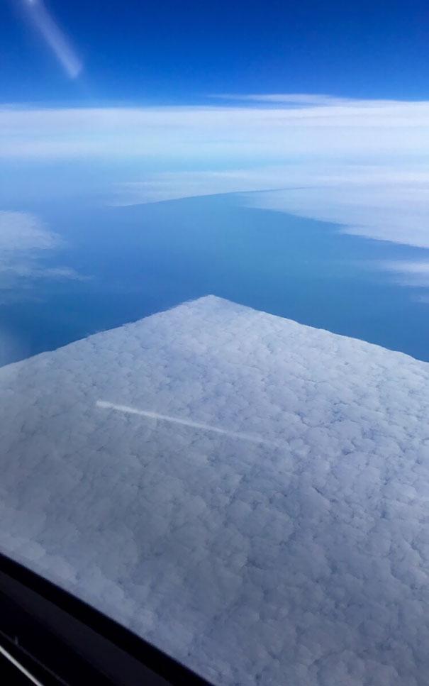4. Невероятное облако.
