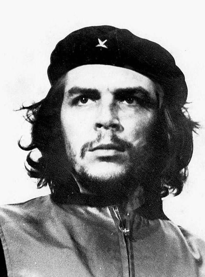 9. Че Гевара, 1960 год.
