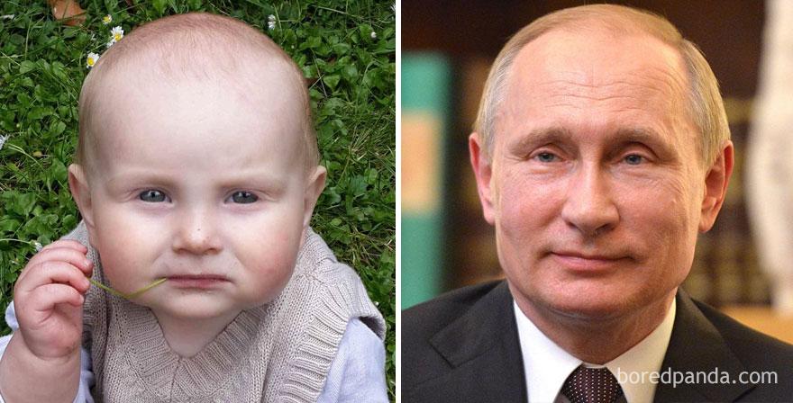 5. Владимир Путин.