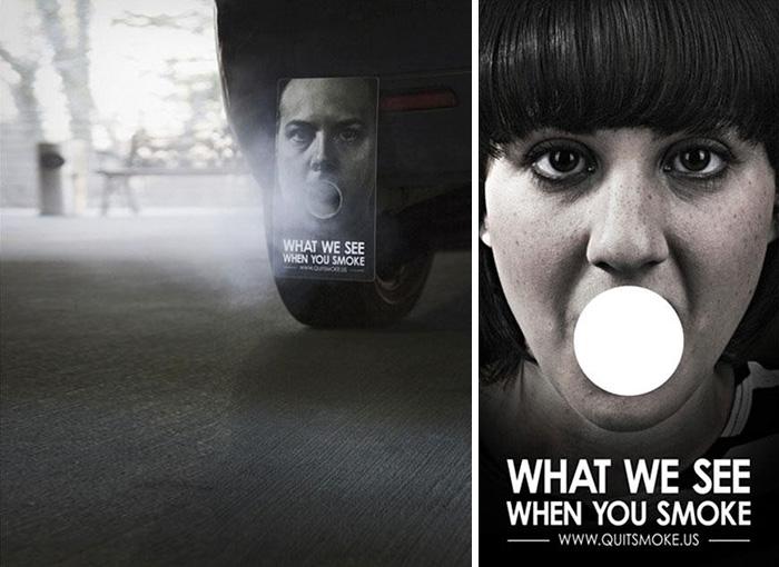 5. Что мы видим, когда кто-то курит.