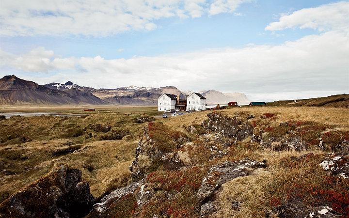 1. Полуостров Снайфедльснес, Исландия.