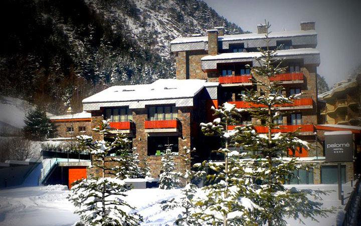 4. Курорт Ла-Массана, Андорра.