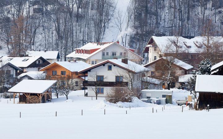 9. Ашау-им-Кимгау, Германия.