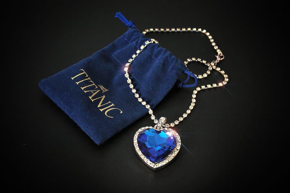 5. Ожерелье «Сердце океана». $17 млн.