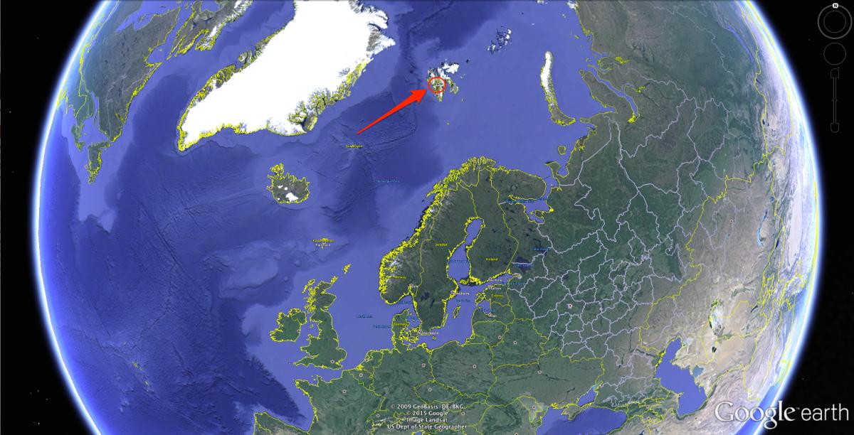 2. Шпицберген является самым северным местом в мире, куда летают регулярные рейсы. Также этот остров ответственен за сохранение семян сельскохозяйственных культур со всего мира.