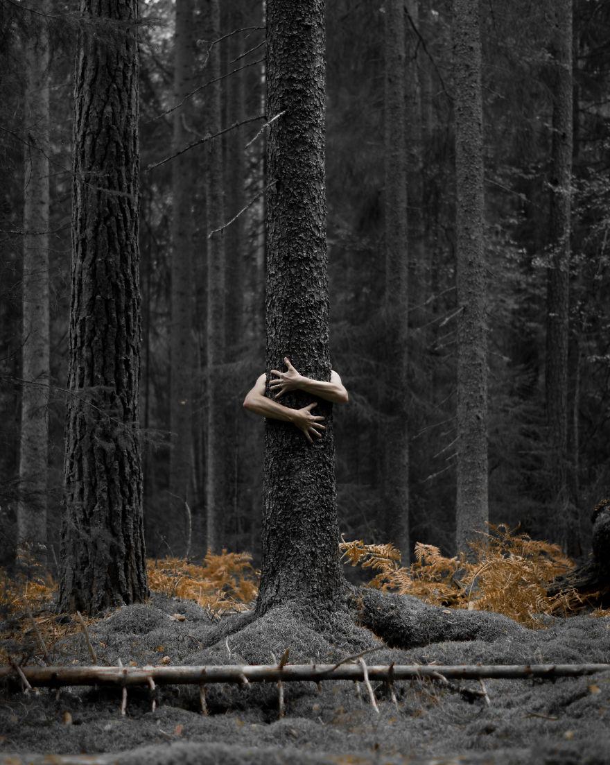 1. Любовь к природе.