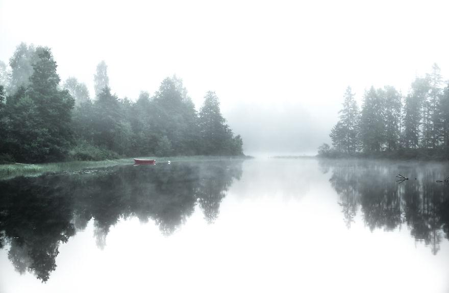 12. Утренний туман.