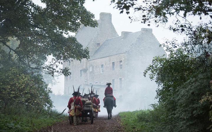 3. «Чужестранка»: поместье Лаллиброх – имение Мидхоуп, Великобритания.