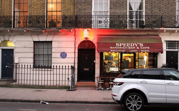 6. «Шерлок»: Квартира Шерлока, Лондон.