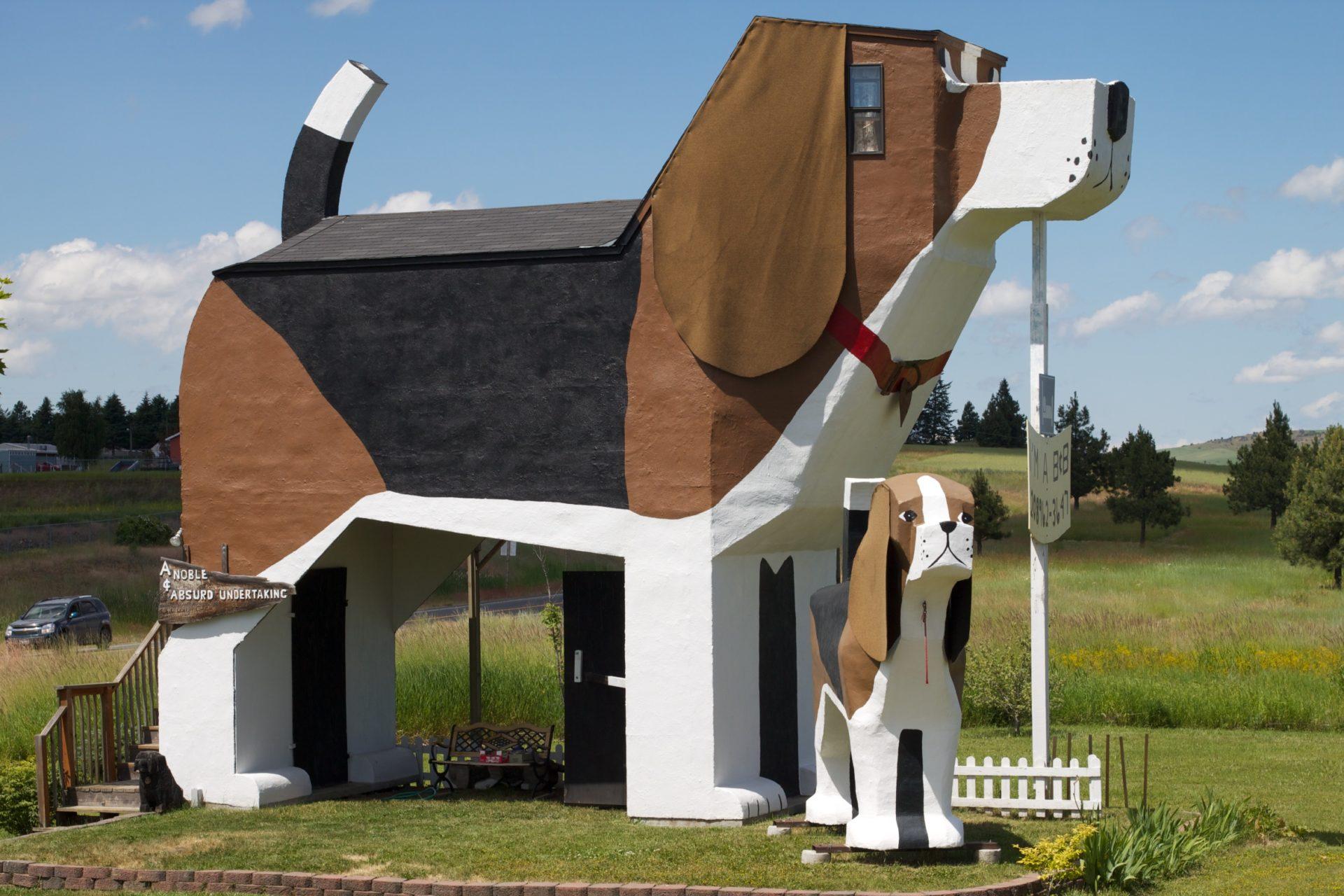 2. Dog Bark Park, Айдахо, США.