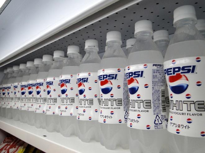 1. Япония. Пепси со вкусом йогурта.