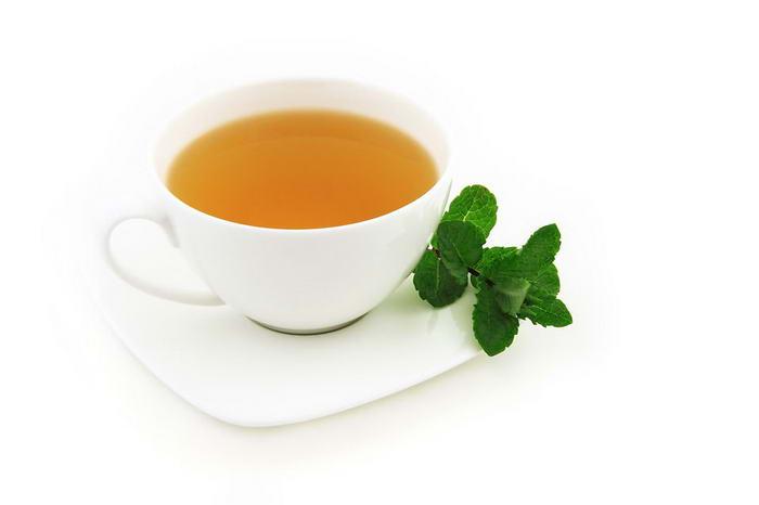 8. Белый чай.