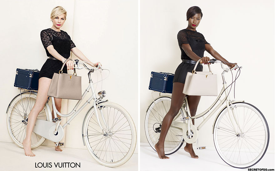 9. Louis Vuitton.