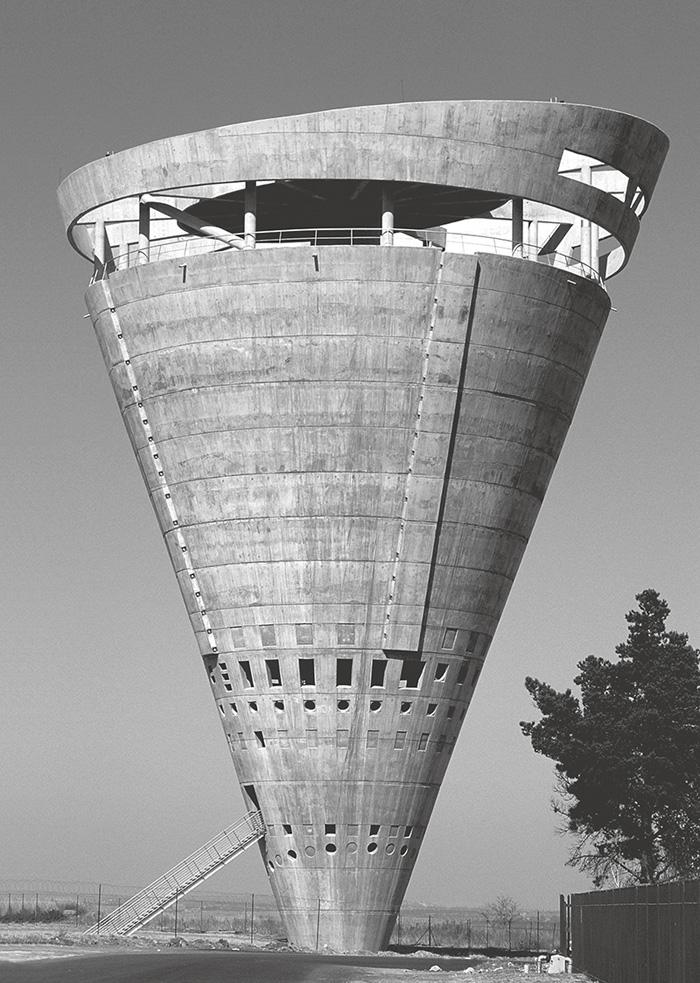 3. Водонапорная башня, Мидранд, ЮАР.