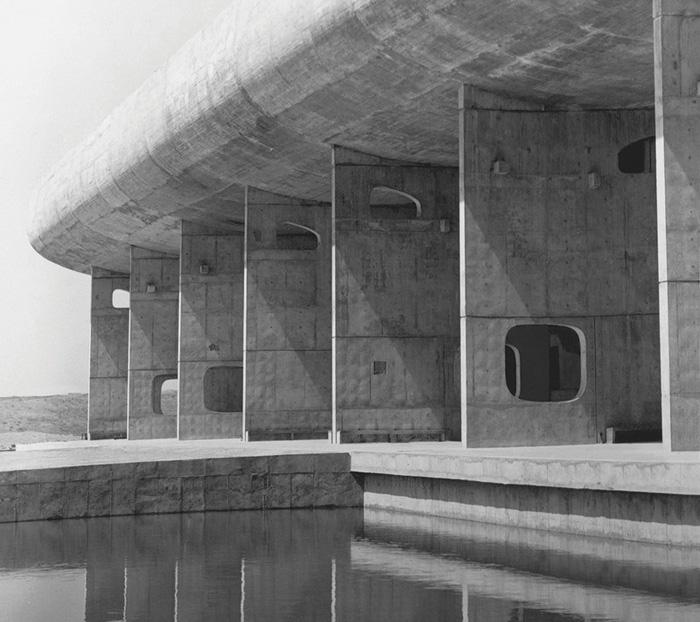 7. Дворец Ассамблеи, Чандигарх, Индия.