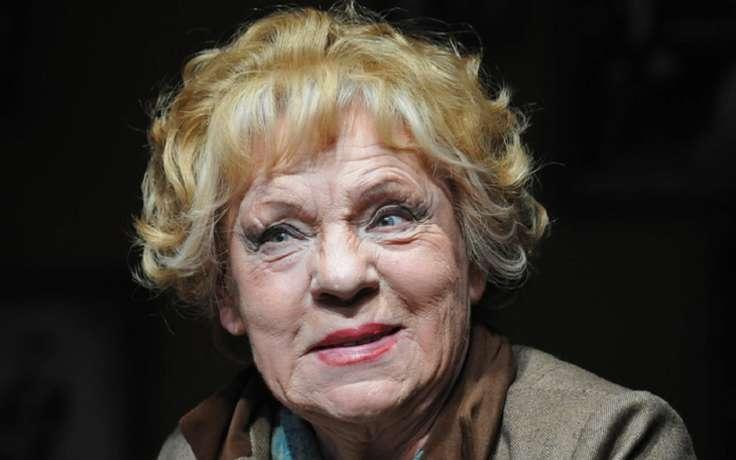 6. Зинаида Шарко - советская и российская актриса театра и кино. Умерла 4 августа 2016.