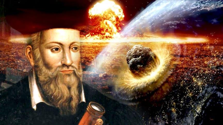 3. Предсказания Нострадамуса.