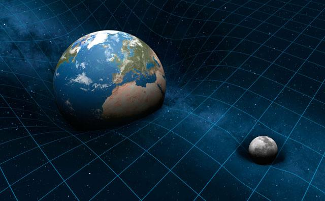 6. Гравитация планет.
