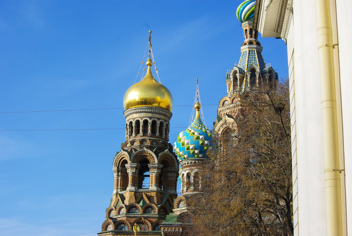 3. Храм Спаса-на-Крови построен на том самом месте, где император Александр II был убит в 1881 году.