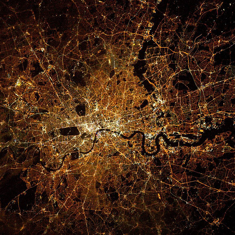 13. Лондон.