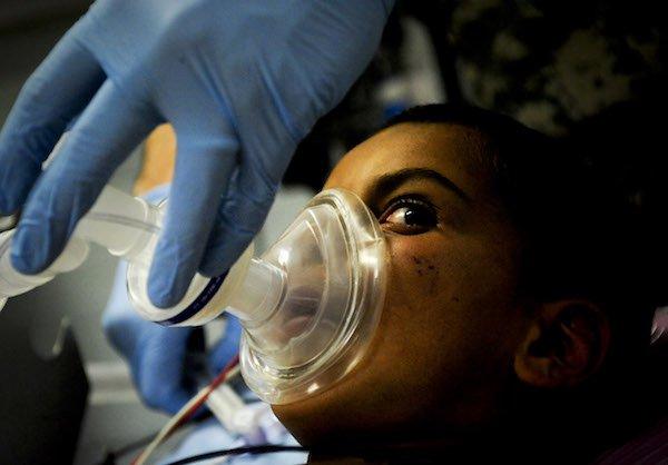 3. Аллергия на анестезию.