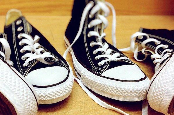 5. Аллергия на обувь.
