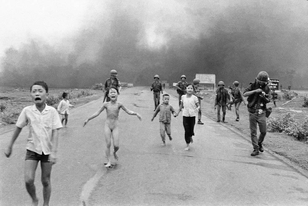15. Ужас войны, Ник Ут, 1972.