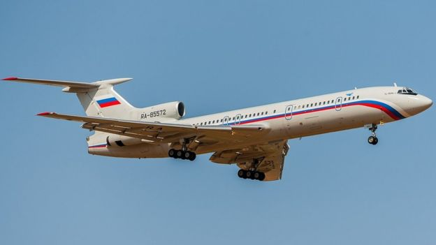 1. В 5:27 по московскому времени самолет минобороны, вылетевший из аэропорта в Сочи пропал с экранов радара.