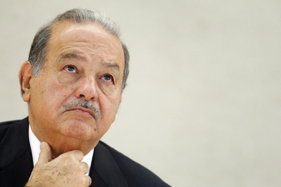 17, Мексиканский миллиардер Карлос Слим.