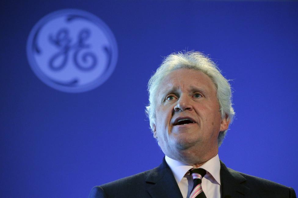 20.  Гендиректор «General Electric» Джеффри Иммельт.