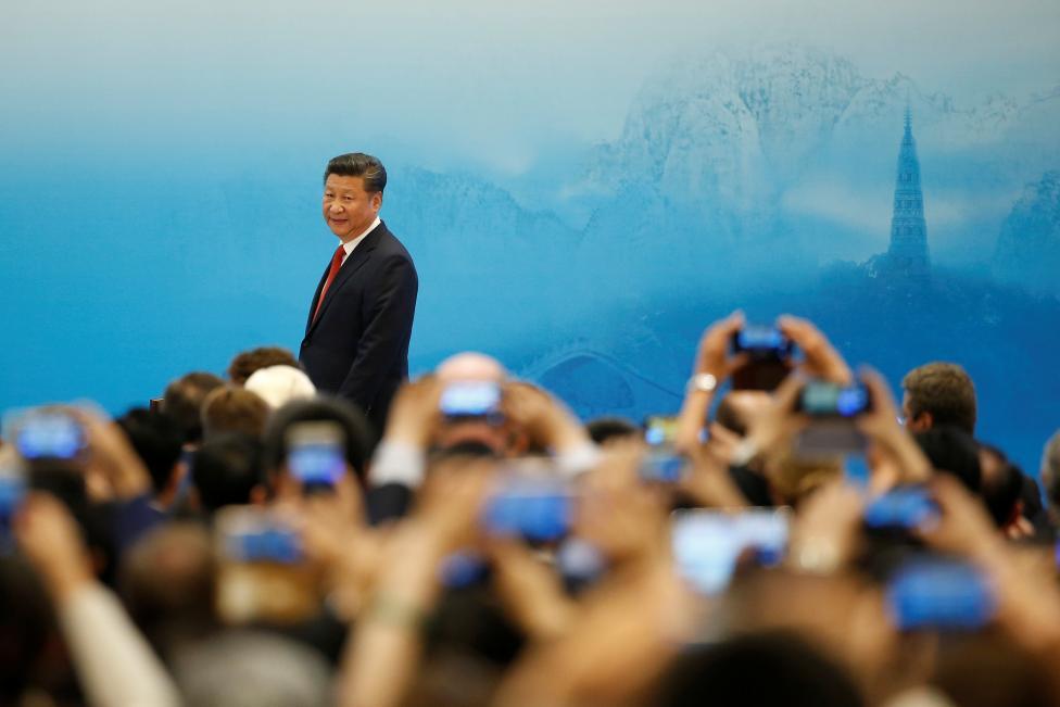 4. Президент Китая Си Цзиньпин.