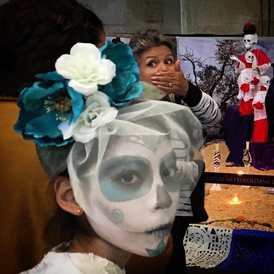 20. Dia De Los Muertos в Мексике. @kevinrushby_travel_adventure.
