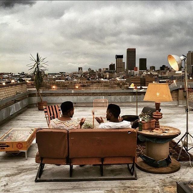 4. Южная Африка. Фото @tarrynbez.