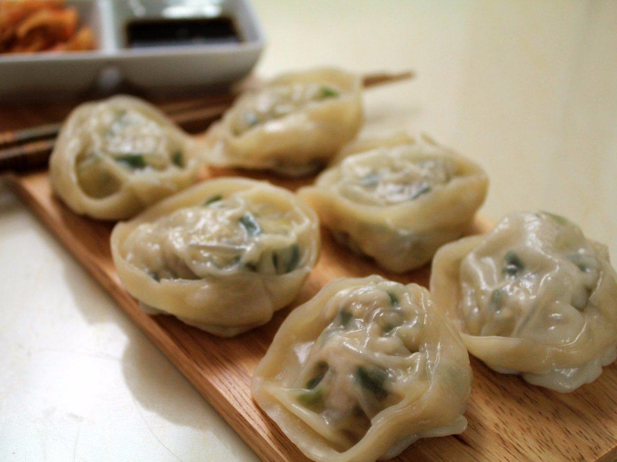 9. Корея, манду. Корейские пельмени манду начинены кимчи – ферментированной капустой, от которой захватывает дух.