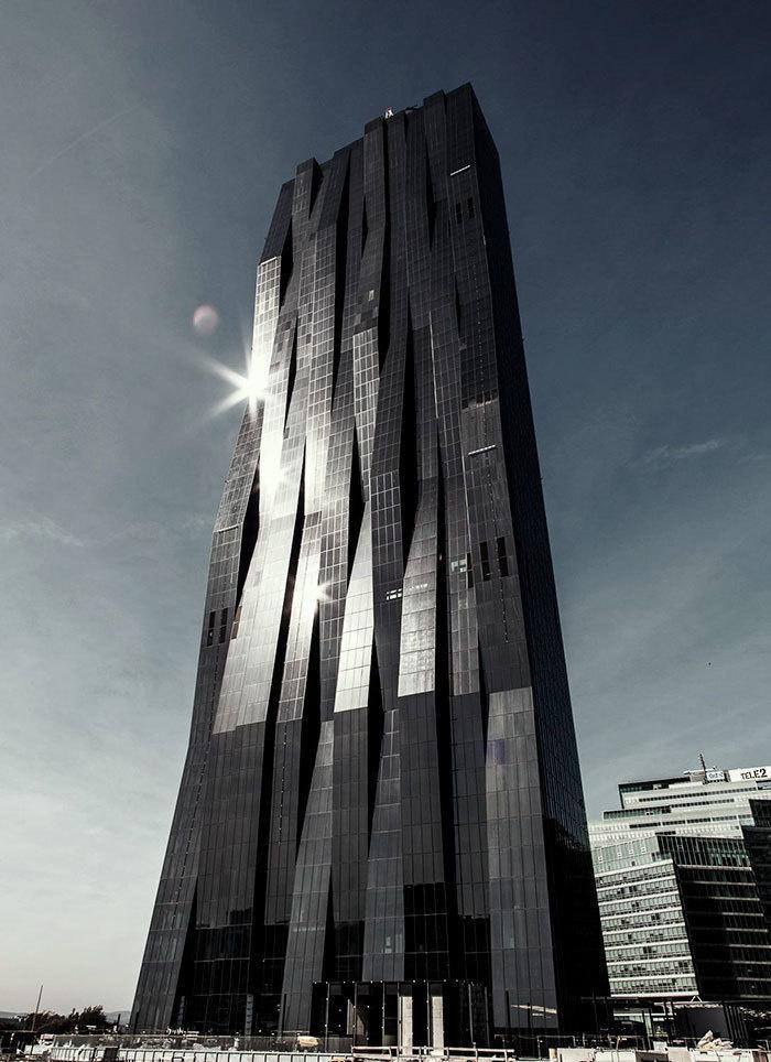 20. Башня DC Tower I, Вена, Австрия.