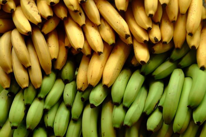 9. Бананы.