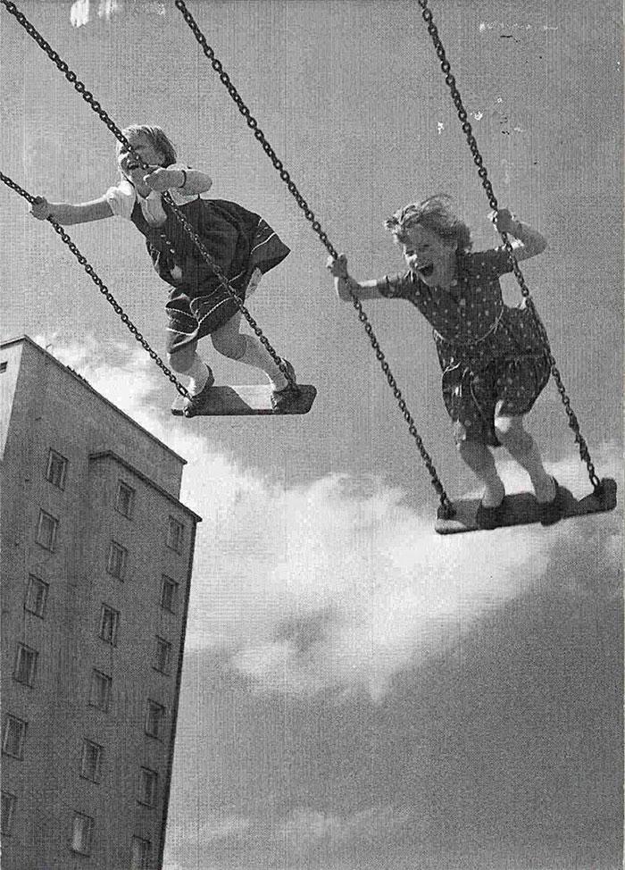 15. Беззаботное детство.