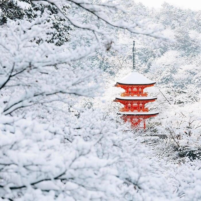 1. Волшебная красота Киото.