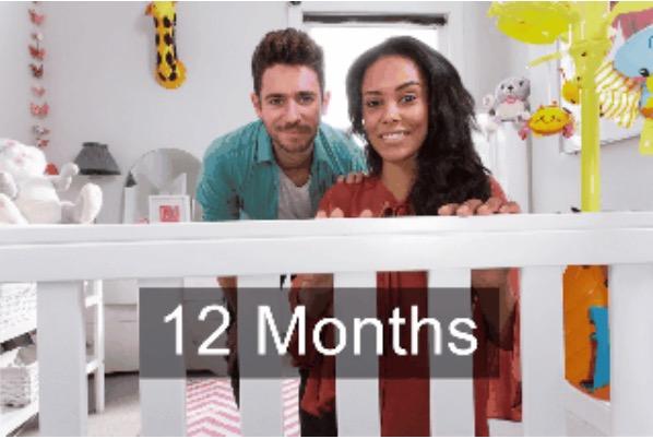 13. 12 месяцев.