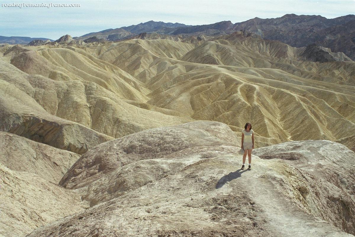 3. Долина Смерти раньше была озером.