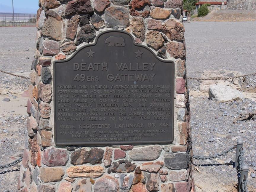 4. Как Долина Смерти получила свое название.