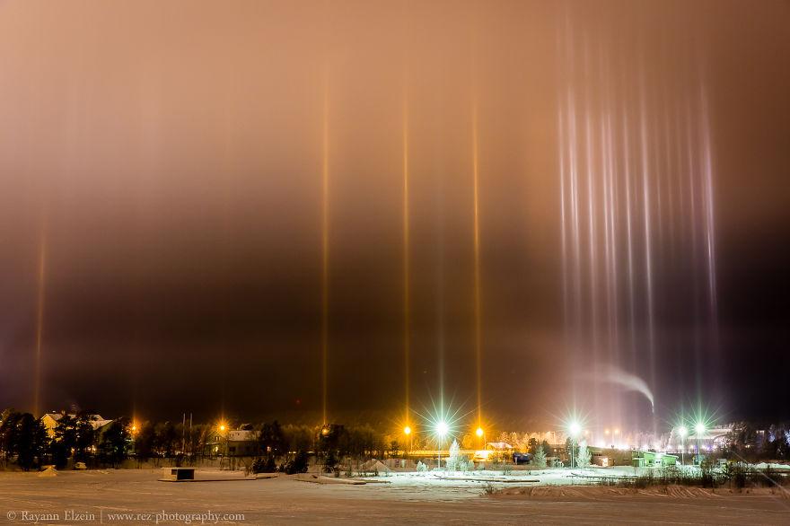 6. Инари, Финляндия.