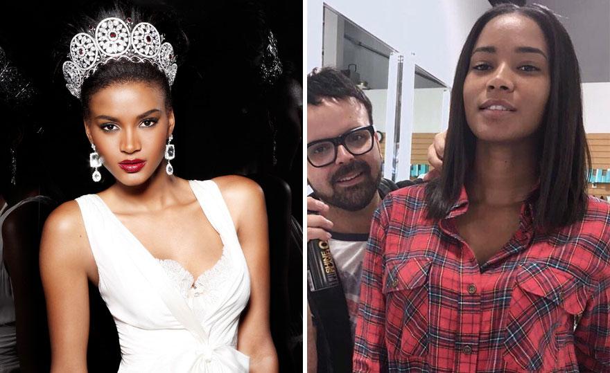 4. Лейла Лопес (Ангола), Мисс Вселенная 2011.